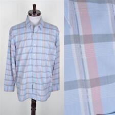 Abbigliamento e accessori vintage anni 1970 blu