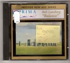 (GN118) Rob Lansberg, Balance - 1994 CD