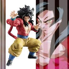 Anime Figure Toy Dragon Ball Z Super Saiyan 4 Goku Figurine Statues 11cm