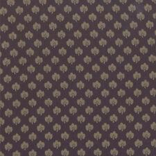 CIVIL WAR JUBILEE Purple Tan Leaf 8250 23 Barbara Brackman MODA by the 1/2 YARD