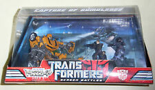 Transformers Takara Movie 2007 Bumblebee Action Figure Complete New Battle Scree