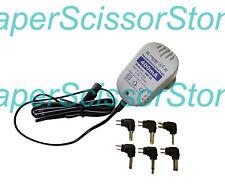 Multi-Voltage Power Adaptor Supply DC 3V-12V 400mA New