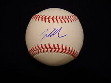 Wil Myers Autographed OML Baseball San Diego Padres/ JSA
