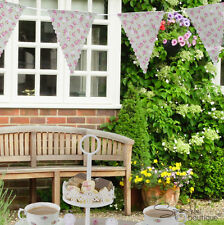 FRILLS & SPILLS COTTON BUNTING -Floral Afternoon Tea Party- FULL RANGE IN SHOP!