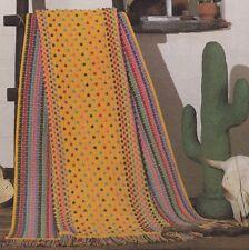 New listing Crochet Pattern ~ Celebration Afghan ~ Instructions
