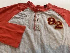 Vintage Abercrombie & Fitch Men's Henley Shirt Size XL