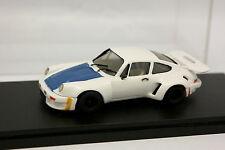 AMR 1/43 - Porsche 911 Carrera Buchet Blanche Bleue