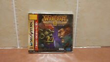 WarCraft II: The Dark Saga (Sega Saturn) NTSC-J Japan - SEALED BRAND NEW!!