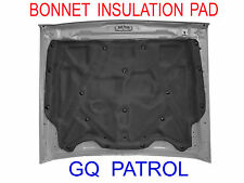 Nissan GQ Patrol Bonnet Insulation
