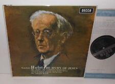 SXL 6006 Holst The Hymn Of Jesus BBC Symphony Orchestra & Chorus Boult HP TAS WB