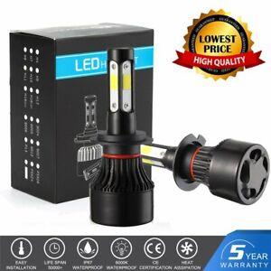 H4 H7 H11 500W 80000LM  Car CREE LED Conversion Headlight Bulb KIT Canbus 6000K