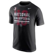 Florida State Seminoles Nike NCAA BCS National Champions Men's T-Shirt - Large