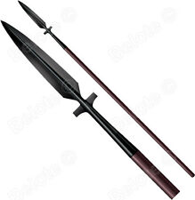 """Cold Steel MAA Wing Spear Parrying Dagger 89"""" Ash Wood Handle Battle Ready 95MW"""