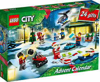 2020 LEGO City Advent Calendar 60268 24 Doors to Open 342 Pieces Age 5 Years+