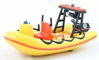 Simba Feuerwehrmann Sam - Boot Rettungsboot Neptun / Neptune mit Sound & Sam