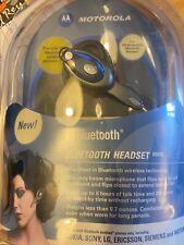 Motorola HS850 Black Ear-Hook Headsets. 4th Generation Bluetooth Headset.