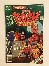 Showcase #94 Comic Book 1st App New Doom Patrol