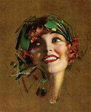 """ROLF ARMSTRONG (LOT 12) PIN UP ART Prints lithograph prints 8 x 10"""" SALE #23"""