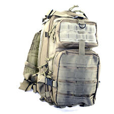 Sport Outdoor Military Rucksacks Tactical Molle Backpack Camping Hiking Tan