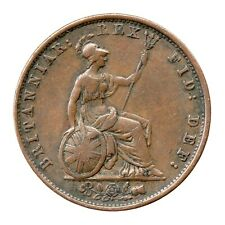 More details for km# 706 - halfpenny - william iv - great britain 1837 (vf)