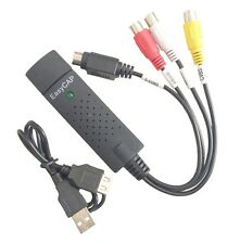Easyday USB2.0 VHS to DVD Easycap Converter convert analog video to digital