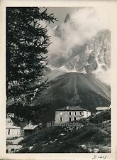 Vallée de Chamonix c. 1930 - Le Montenvers - Ph. Collection P.L.M. - 92