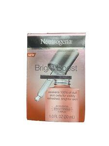 Neutrogena Bright Boost Illuminating Serum 1.0 oz New