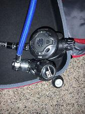 New listing Scubapro Mk25 /S600 Scuba Diving Regulator & Carrying Case
