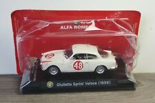 Alfa Romeo Giulietta Sprint Veloce 1956 - M4 Models 1:43 in Box *37870
