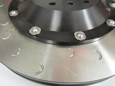Alcon 343mm disc and bell assy Fits Subaru