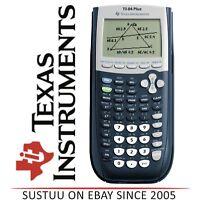 TEXAS INSTRUMENTS TI84 PLUS CALCULATRICE GRAPHIQUE avec USB Technologie