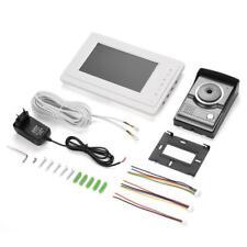 7 inch LCD TFT Numérique Vidéo Porte Téléphone Sonnette de Visiophone Interphone