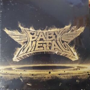 Babymetal - Metal Resistance (NEW SEALED BOX WITH CD & LARGE T-SHIRT)