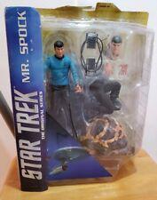 Diamond Select Star Trek Mr. Spock 7-Inch Action Figure and Diorama