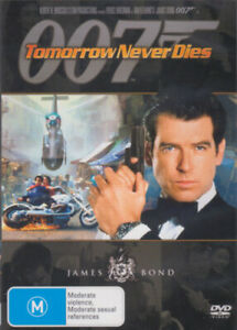 TOMORROW NEVER DIES (007) [NEW DVD]