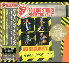 ROLLING STONES-FROM THE VAULT: NO...-JAPAN BLU-RAY+2 SHM-CD Ltd/Ed R38 sd
