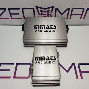 Mmats SQ4100 & D800.2