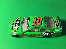 LIONEL 1/64 Stock Car green Chevy SS (go daddy.com)- used.