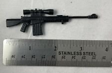 "1:12 Sniper Rifle - GI Joe Classified Marvel Legends Weapon Accessory 6"" Scale"