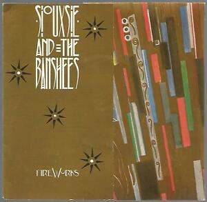 Siouxsie  & the Banshees - Fireworks 1982 UK 45 Ltd Edition G/F Sleeve VG/VG