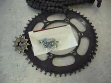 2009 Aprilia RS 50 (2006->) Sprocket Set Complete