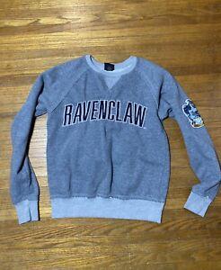Harry Potter Ravenclaw Sweatshirt Women's size Small Universal Studios