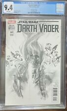 CGC 9.4 DARTH VADER #1 Ross Sketch Cover