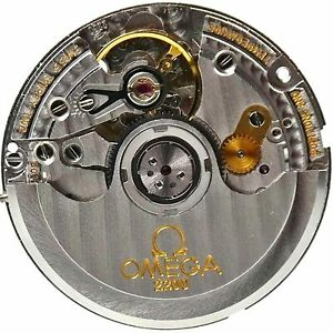 Authentic OMEGA 2200 automatic watch movement 32 Jewels COSC