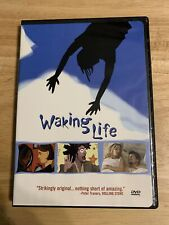 Waking Life (Dvd, 2002) Authentic Us Release