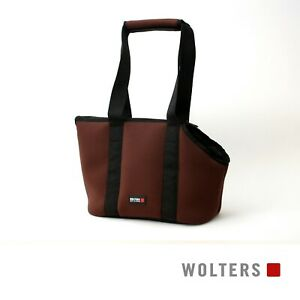 Wolters Softbag Neoprene Small 33x20x25cm mocca