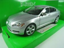 Jaguar XF 1/24 Welly (silver)