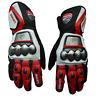 Ducati Corse Motorbike Leather Gloves