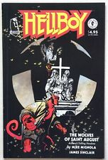 Hellboy The Wolves of Saint August Graphic Novel - Dark Horse - Mike Mignola