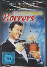 DVD: The Little Shop of Horrors (1960) NEU & OVP (Jonathan Haze, Jack Nicholson)
